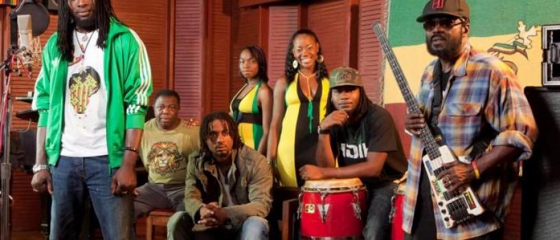 Legendara trupa a lui Bob Marley, The Wailers, vine la Bucuresti