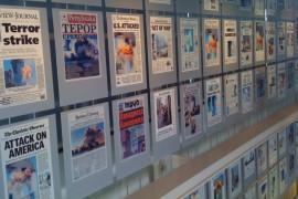 Stiati ca exista un muzeu al stirilor? Newseum, Washington D.C.