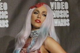 Lady GaGa si-a adaugat in palmares 8 premii MTV Video Music Awards
