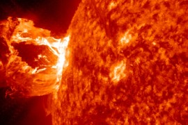 Tot ce trebuie sa stim despre furtunile solare