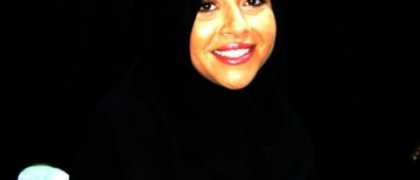 Irina Gologan a intrat in pielea unei araboaice veritabile in vacanta petrecuta in Dubai