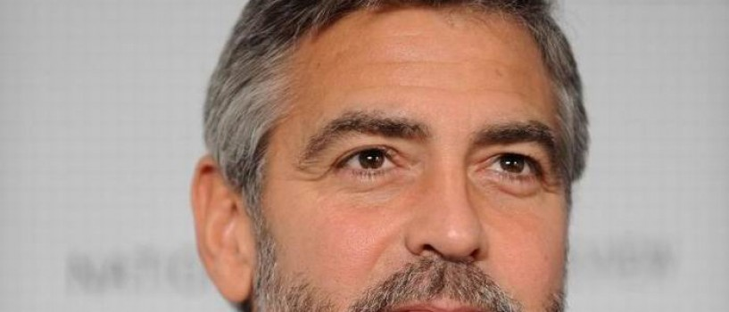"George Clooney considera ""ciudata"" chemarea lui ca martor in procesul lui Silvio Berlusconi"