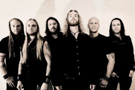 Dark Tranquillity si metalul de Gothenburg vin la Silver Church!