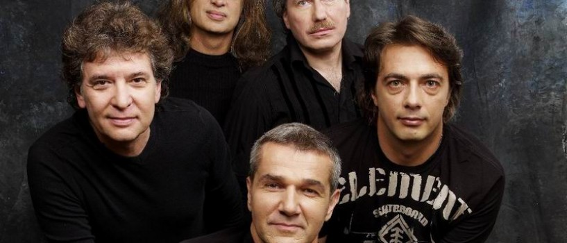Holograf canta LIVE in Garajul Europa FM!