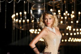 Iulia Vantur va juca intr-o piesa de teatru regizata de Horatiu Malaele