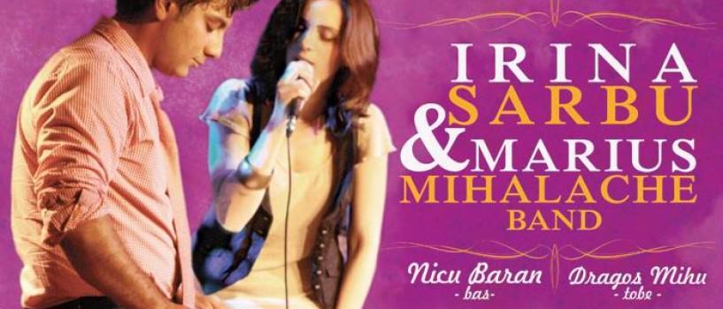 """Live in The Lounge"" – cu Irina Sarbu & Marius Mihalache band, la The Ark"