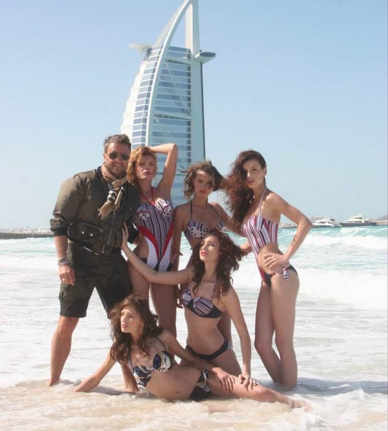 Prezentarea de moda Next Top Model: evenimentul saptamanii in Dubai!