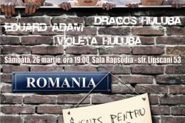 """Sambata se joaca """"Romania-inchis pentru inventar"""" la Teatrul de pe Lipscani"""