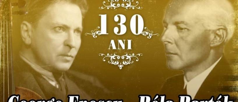 Repertoriul lui George Enescu pe acorduri sublime de Stradivarius!