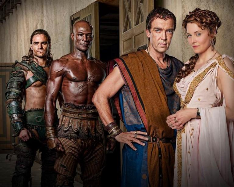 Spartacus: Zeii Arenei, din 25 martie, la HBO!