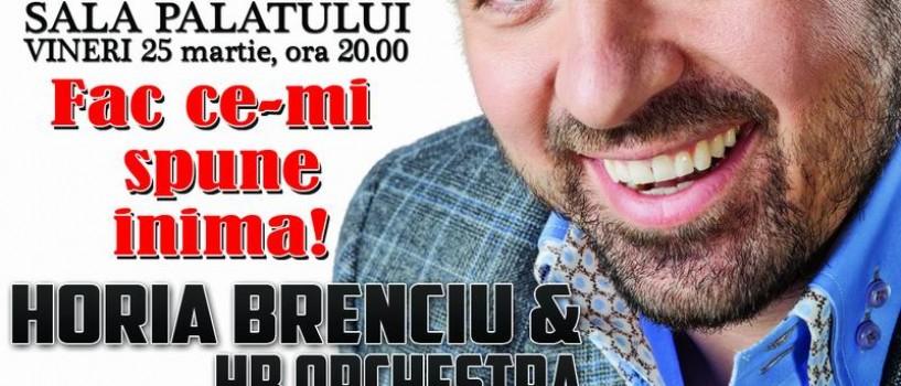 Biletele la concertul lui Horia Brenciu s-au epuizat