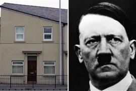 """O casa care """"seamana"""" cu Hitler a devenit vedeta pe Internet!"""