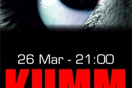 Trupa Kumm canta in Wings Club, sambata, 26 martie!