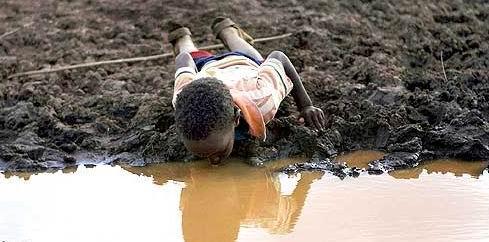 Peste un miliard de oameni vor fi afectati de lipsa apei pana in 2050!