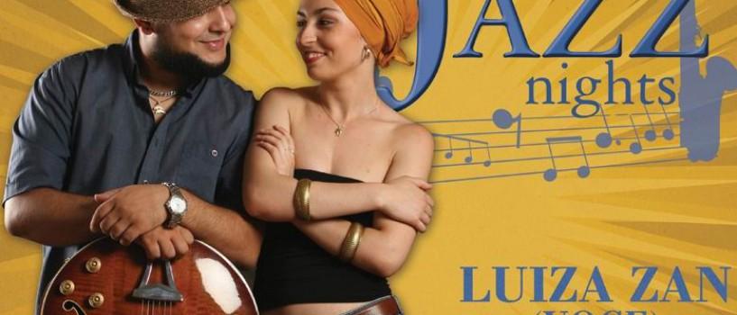 """A glass of Jazz"" continua cu Luiza Zan, la The Ark"