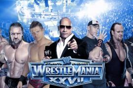 WrestleMania 27 va fi transmis LIVE pe Sport.ro!