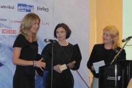 Pro Tv a fost premiat in cadrul Galei Oameni pentru Oameni!