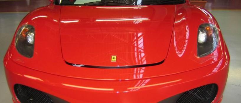 Sambata, National Geographic te ia in vizita la Ferrari!