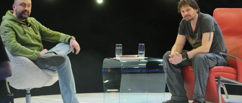 """Florin Piersic jr vorbeste despre """"Romantic Porno"""" la Garantat 100%!"""