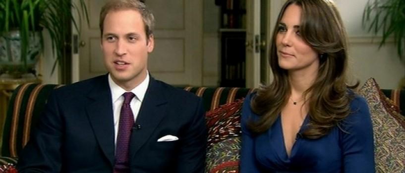 Clopotele de nunta bat pentru Kate si William la Diva Universal!