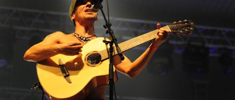 Ultima sansa de a-l vedea live pe Manu Chao la Bucuresti!