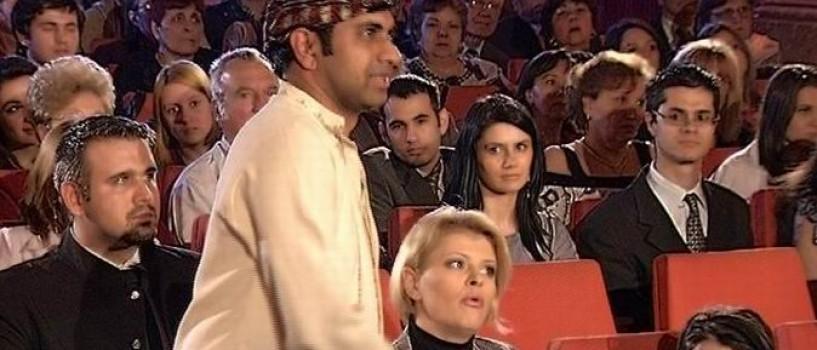 """Dan Negru i-a pregatit o plasa """"eleganta"""" Sandei Ladosi!"""