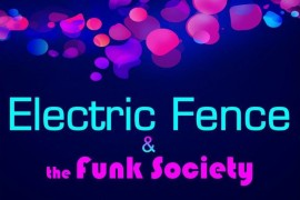 Electric Fence & The Funk Society live @ Wings Club!