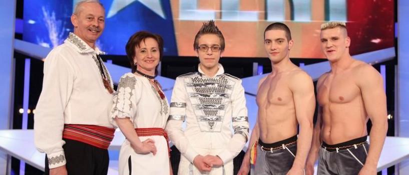 """Marea finala """"Romanii au talent"""" are loc in a doua zi de Paste!"""