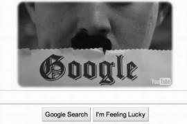 Film mut marca Google in onoarea lui Charlie Chaplin!