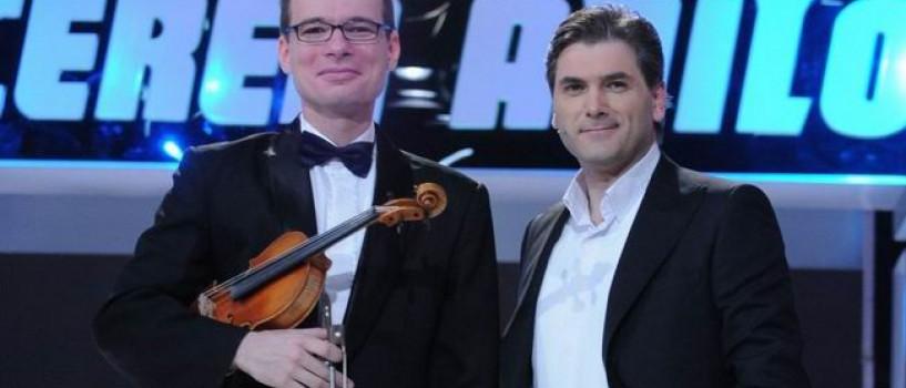 Alexandru Tomescu vorbeste despre debutul sau la ÎnTrecerea anilor!