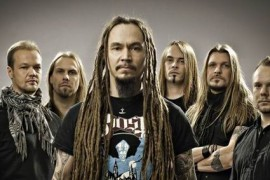 Amorphis revine in Romania!