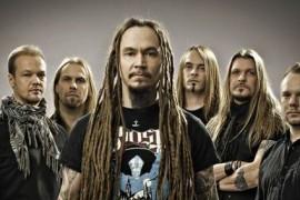 Amorphis revine in Romania!