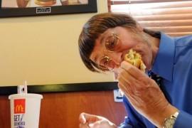 Un american a mancat 25 000 de Big Mac-uri in 39 de ani!