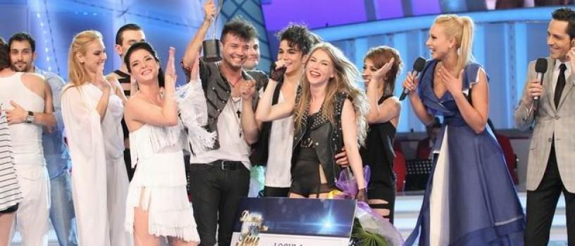 """Corina Bud si Edy sunt castigatorii celui de-al 11-lea sezon """"Dansez pentru tine""""!"""