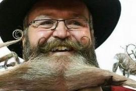 Un neamt a castigat Campionatul Mondial de barbi si mustati pe 2011