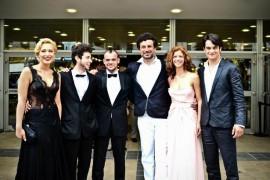 "Ciprenko si Marius Moga l-au insotit pe ""Loverboy"" la Cannes!"