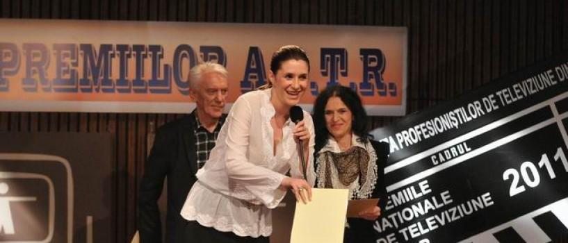 Iuliana Tudor castiga pentru a doua oara premiul A.P.T.R.