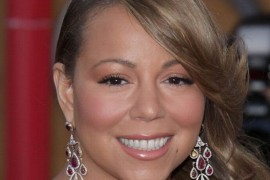 Gemenii lui Mariah Carey se numesc Monroe si Moroccan!