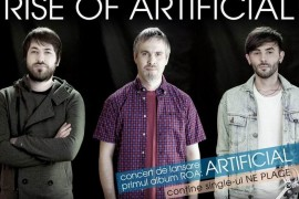 "ROA porneste in turneul de promovare a albumului ""Artificial"""