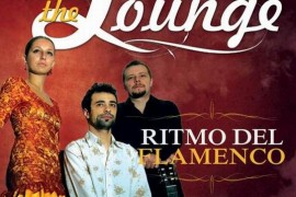 """Live in The Lounge"" – cu Ritmo del Flamenco, la The Ark"