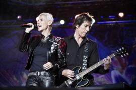 Acorduri din Ciuleandra au rasunat aseara la concertul Roxette!