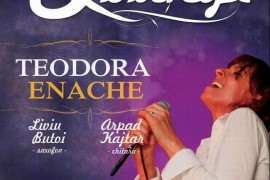 """Live in The Lounge"" – cu Teodora Enache, la The Ark"