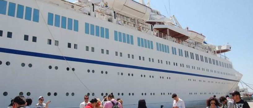 Antena 1 filmeaza un reality show pe un vas de croaziera!