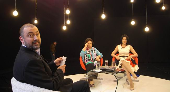 Virgina Zeani si Angela Gheorghiu vin la Garantat 100%!