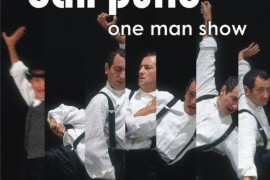 """""""VIS""""-ul lui Dan Puric: un spectacol comic, liric si dramatic ce comunica prin gest si tacere…"""