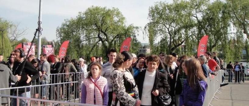 Clujenii – primii la auditiile X Factor!