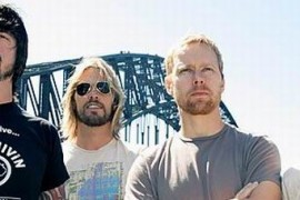 Foo Fighters vor zgudui scena MTV Movie Awards!