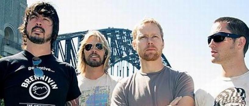 Foo Fighters vor zgudui scena MTV Movie Awards!