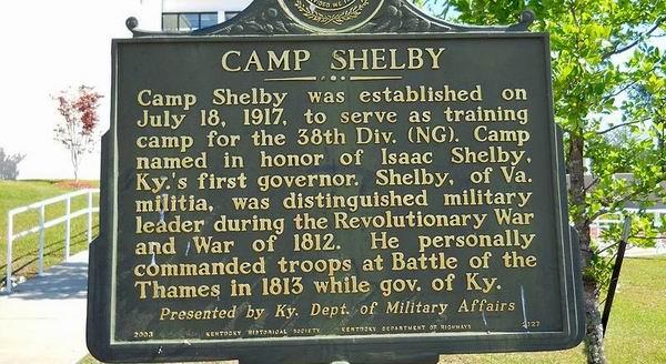 77 de cadeti au fost loviti de trasnet intr-o baza militara din Mississippi!