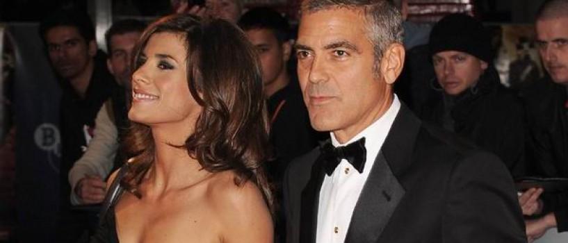 Elisabetta Canalis & George Clooney: basmul continua!